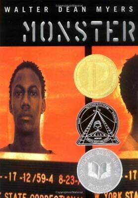 Monster by Myers, Walter Dean -ExLibrary