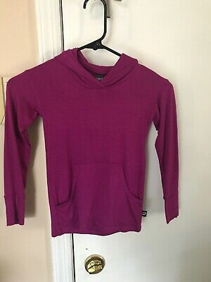 4143c81f Nwt little girls zara terez fushia purple with hood top size medium jpg  300x400 Little girl