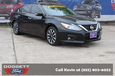 2017 Altima 2.5 SL 2017 Nissan Altima, Super Black with 47,449 Miles available now!