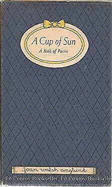 Cup of Sun : A Book of Poems by Anglund, Joan Walsh
