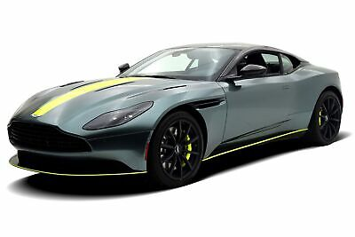 2019 DB11 AMR 2019 Aston Martin DB11 AMR Coupe, Original MSRP $273,086, Only 1,598 Miles