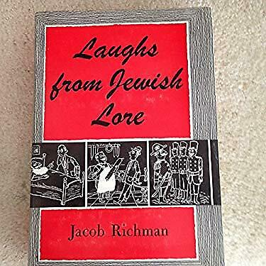 Laughs from Jewish Lore by Richman, Jacob