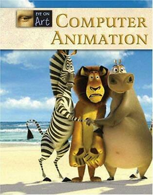Computer Animation by Marcovitz, Hal-ExLibrary