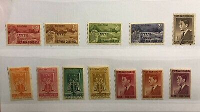 Very Early stamp -- 3 different sets MNH