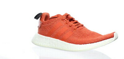 4e3b709928503 ADIDAS MENS NMD R2 Orange Running Shoes Size 9.5 (171413) -  47.99 ...