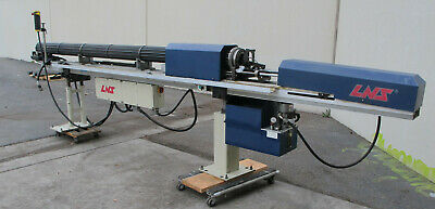 LNS Bar Feeder Model TRYTON SST 5 Magazine Bar Loader Used on Citizen Swiss CNC
