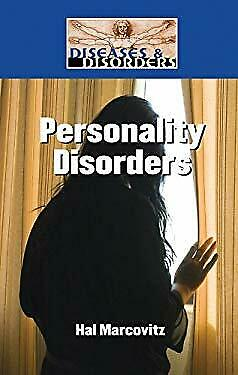 Personality Disorders by Marcovitz, Hal-ExLibrary
