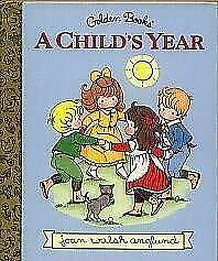 Child's Year by Anglund, Joan Walsh