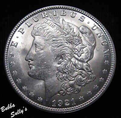 1921 Morgan Silver Dollar <> UNCIRCULATED