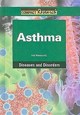 Asthma by Marcovitz, Hal-ExLibrary