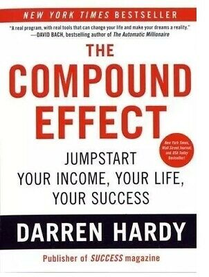 The Compound Effect By Darren Hardy Libro Pdf Digital
