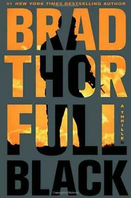 Full Black : A Thriller by Thor, Brad-ExLibrary