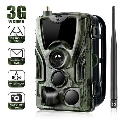 Suntek 3G HC-801G Trap animal  Camera Wild life 1080P 16MP hunting trap game cam