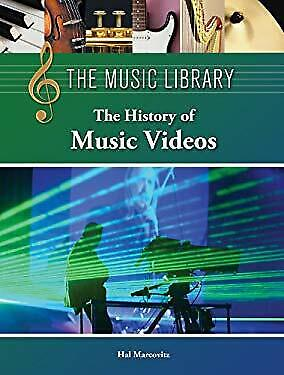 History of Music Videos by Marcovitz, Hal-ExLibrary