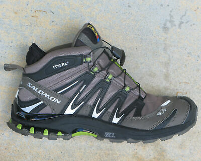 plus récent 1f663 57ffe SALOMON XA PRO 3D Ultra Mid GTX Hiking Shoes Boots Men Sz 9 EUR 42.67 MSRP  $165