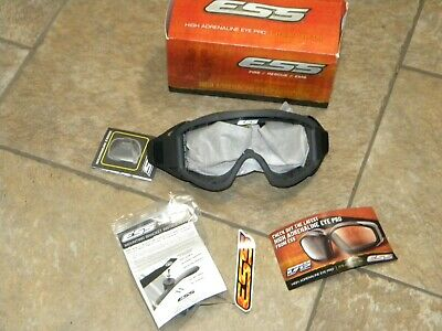New ESS Innerzone Firefighter Helmet Goggles NFPA 1971 2007 Edition