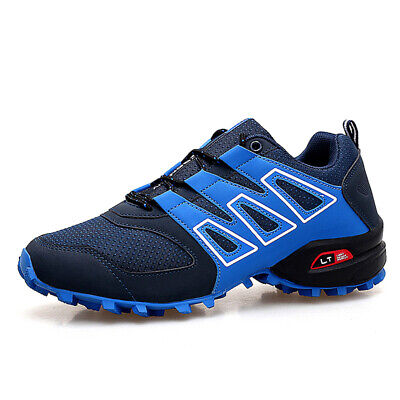AU Men's Running Gym Sports Shoes Big Size Light Breathable Casual Walking Shoes