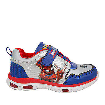 Spidey | Licensed | Kids light up sneaker trainer | Spendless Shoes