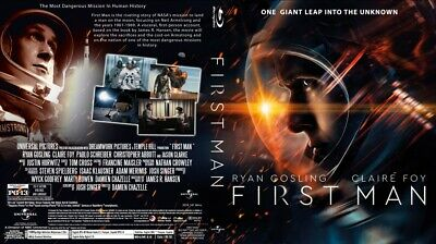 First Man Ryan Gosling 2019  Hd Digital Code Only P#350