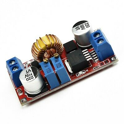 5A DC-DC Adjustable Step Down Power Supply Module Buck Adapter CVCC Converter