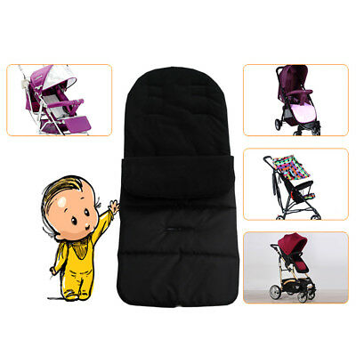 Baby Kid Infant Universal Footmuff Snug Cosy Toes Stroller Buggy Pram Apron WE9