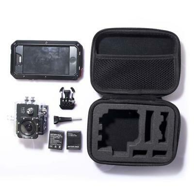 Small Travel Carry Case Bag for Go Pro GoPro Hero 1 2 3 3+ Camera, PK