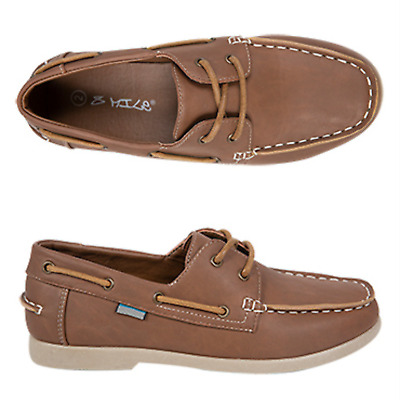 Cruise | 8Mile | Kids boys casual boat shoe | Spendless Shoes