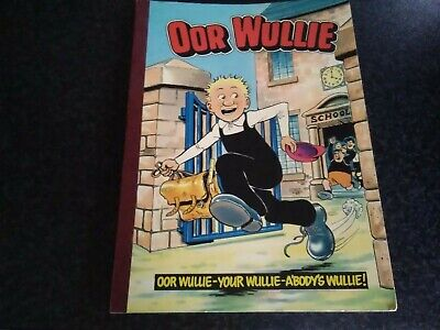 Oor wullie annual 1984 excellent