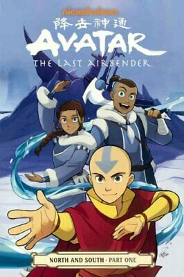 Avatar - The Last Airbender 1 North and South by Nickelodeon 9780606394680
