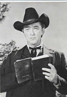 Photo Robert Mitchum en Todfeinde 12x17cm