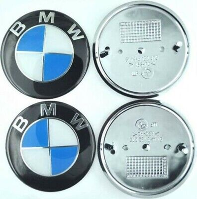 Bmw Badge For Rear And Front