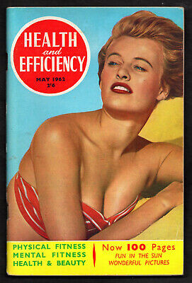 HEALTH and EFFICIENCY:Issue No.733,May 1962-Top Condition!