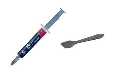 Arctic Cooling MX-4 4g Thermal Compound Paste, No Silver with Spatula / Spreader