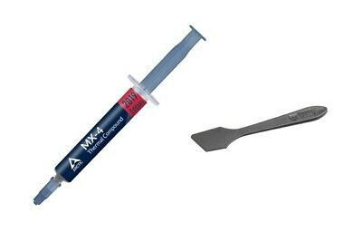 Arctic MX-4 4g Thermal Compound Paste Tube No Silver with Spatula / Spreader