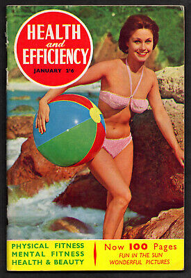 HEALTH and EFFICIENCY:Issue No.729,January 1962-Top Condition!