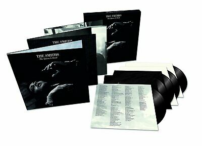 Smiths - The Queen Is Dead - 5Lp Boxset New Sealed 2017