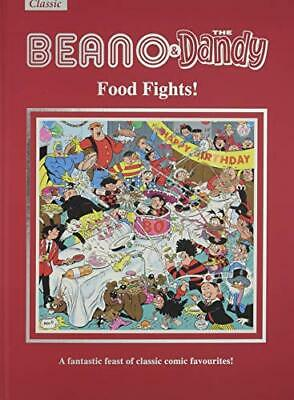 Beano & Dandy Giftbook 2019 - Food Fights! (Annuals 2019)-DC Thompson