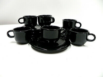 Accessori Casa Tiffani Boutique Set 6 Tazzine Da Caffe' In Ceramica Pm23 € 49,00