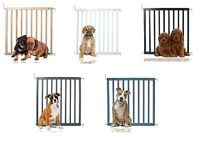 Bettacare Simply Secure Wooden Screw Fit Pet Dog Stair Gate