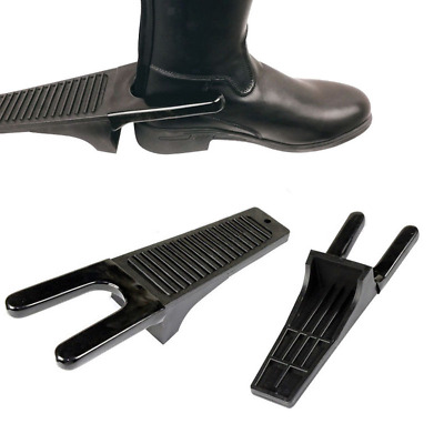 Heavy Duty Boot Jack Puller Removal Shoe Foot Scraper Cover For HorseES