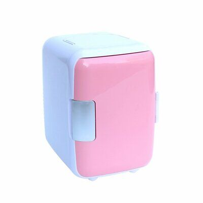 VORCOOL 4L Mini Refrigerator Cooler and Warmer Portable Mini Vehicle Refrigerato