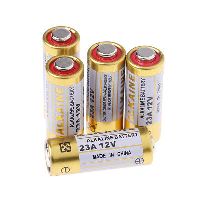 5pcs/Pack 23A 21/23 A23 23A 23GA MN21 12V alkaline battery single battery S!