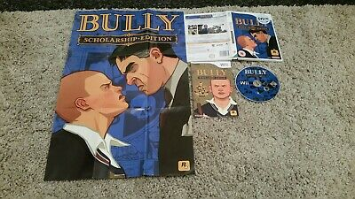 BULLY: SCHOLARSHIP EDITION (Wii) VideoGames - £2 32