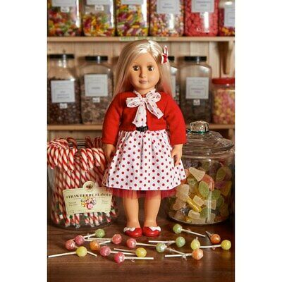 Our Generation ROSE Retro Doll 18inch / 46cm