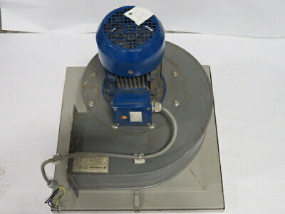 Lanfranchi M25/2 Blower Motor Assembly C/W Melco Motor 3HP ! WOW !