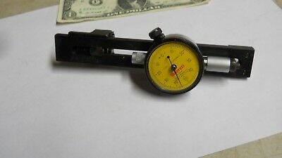 Starrett #681M Out-Of-Roundness Dial Gage   30-125mm range.     used