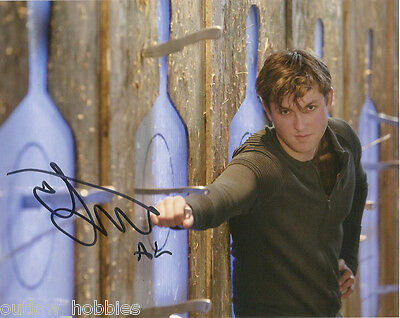 Christian Madsen Divergent Autographed Signed 8x10 Photo COA