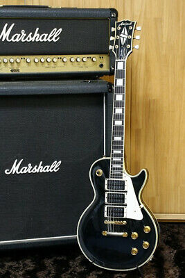 Rare Vintage 1978 made Aria Pro II LP Custom 3Pick up LP-650B Made in Japan