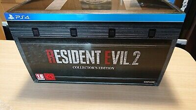 Resident Evil 2 Collector's Edition Ps4 Nuova Sigillata Italia Remake + Regalo