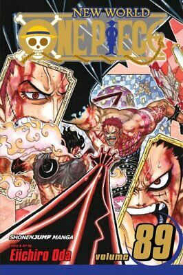 One Piece, Vol. 89 by Eiichiro Oda 9781974705214 (Paperback, 2019)